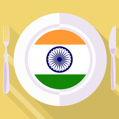 kitchen of India