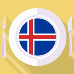 kitchen of Iceland