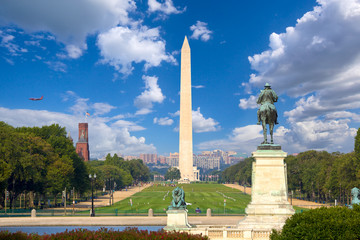 Washington Monument and National Mall, Washington DC