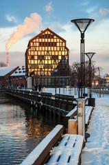The winter city