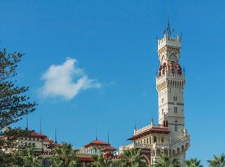 Montazah Palace Tower
