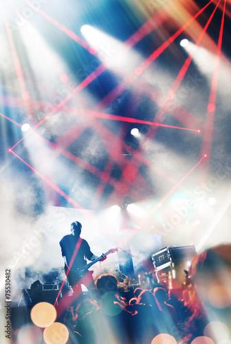 Concert stage - 75530482