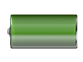 Battery level 100%
