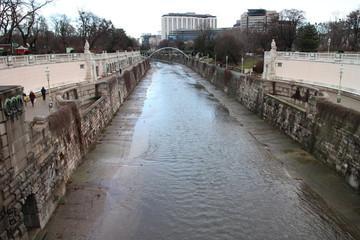 Wienkanal Stadtpark Wien