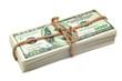 billetes atados