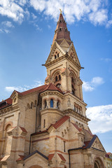 St Paul's Lutheran Church in Odessa, Ukraine