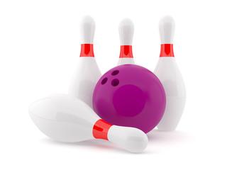 Bowling Bacground