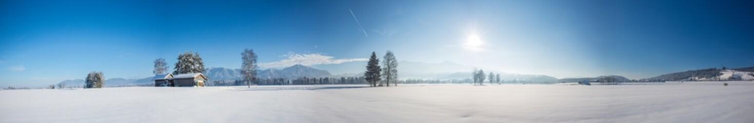 Winterland Panorama 8