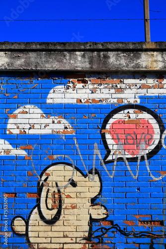 Nice graffiti-Lezo © livcool