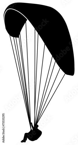 Fototapeta Paragliding Paraglider Gleitschirm