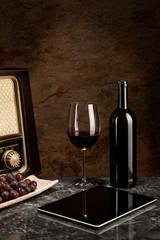Beständigkeit des Weines neben alter und neuer Technologie
