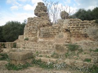 Ruine Cherchell Ruin