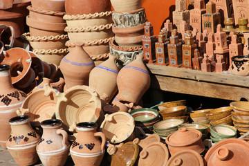 Vasellame marocchino