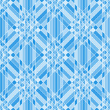Abstract background with triangles tessellation poster