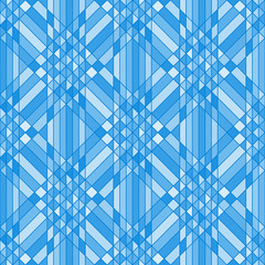 Abstract background with triangles tessellation
