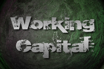 Working Capital Concept