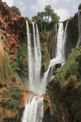 Cascate D'Ouzoud Marocco