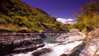 River in Bolivia