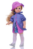 Doll in modern dress