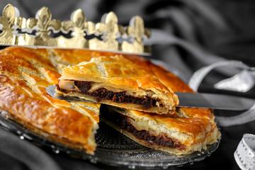 galette des rois poire chocolat 3
