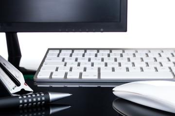 Stift Maus Tastatur Maßstab