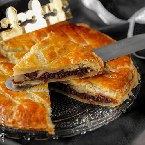 galette des rois poire chocolat 4 - 75545418