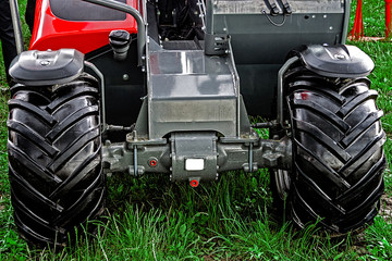 Machinery for agriculture. Detail 32