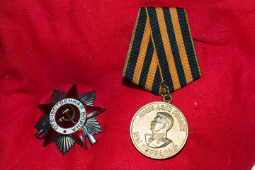 medal for the war