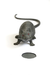 mouse toy plastic 2