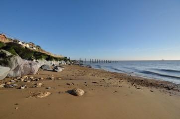 Essex Beach with sand