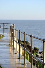 metal coastal fence