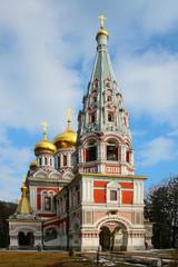 Russian church in Bulgaria, Shipka village