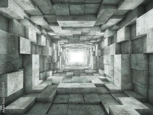 fototapeta na ścianę end of the tunnel