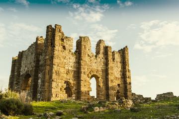 Aspendos Ruins, Turkey