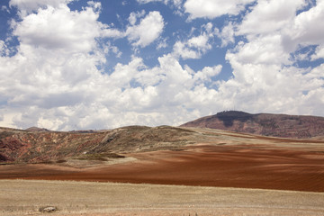Perù tra campagna e montagna