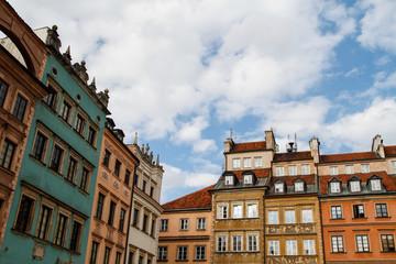Warsaw, architecture