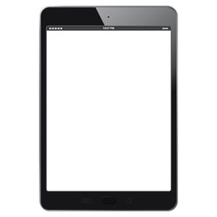 Realistic Digital Tablet - Black