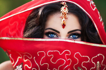 Indian woman bride