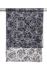 female chiffon scarf