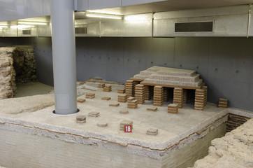 Römische Ruinen in Trier 1