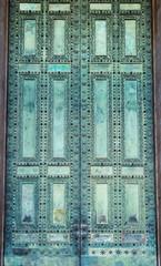 Door of the Basilica di San Giovanni in Laterano, Rome