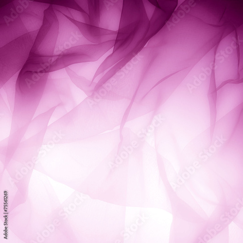 Abstract soft chiffon texture background - 75561269