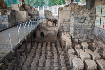Beit She'an Western bathhouse