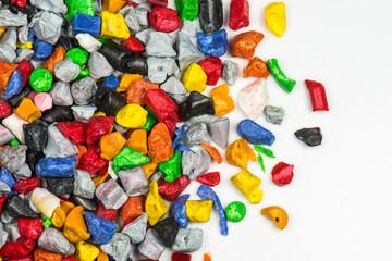 Kunststoff Mahlgut