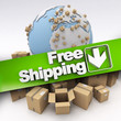 International free shipping