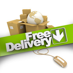 e-commerce free delivery