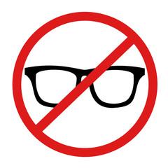 No glasses