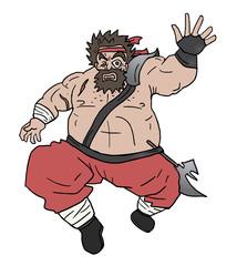 run barbarian