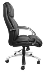 Executive chair on white