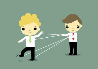 2man puppet